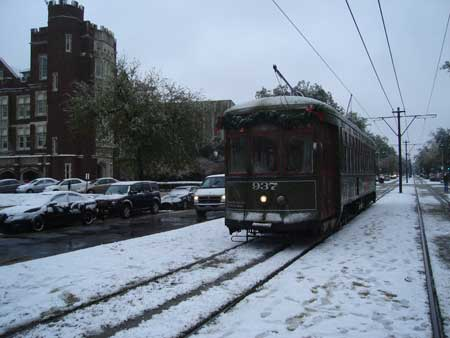 This is a streetcar and NOT a trolley <em>photo courtesy of DO'B</em>