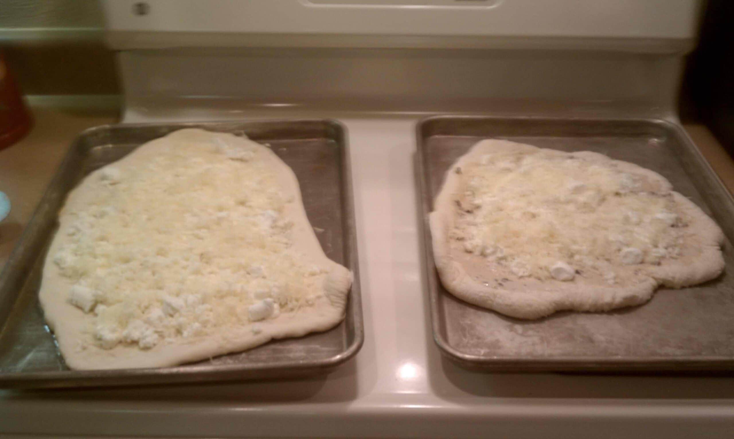 Pizza (pre-baking)