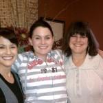 Jane, Leigh and Mom