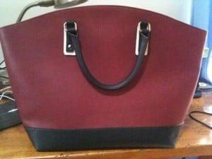 My new briefcase