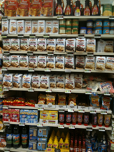 épicerie américains
