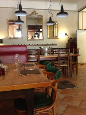 Restaurant Le Galoubet