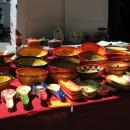 Bright colors of the farmer's market