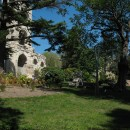 Van Gogh Park outside the ruins