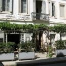Our lunch spot, Le Galoubet