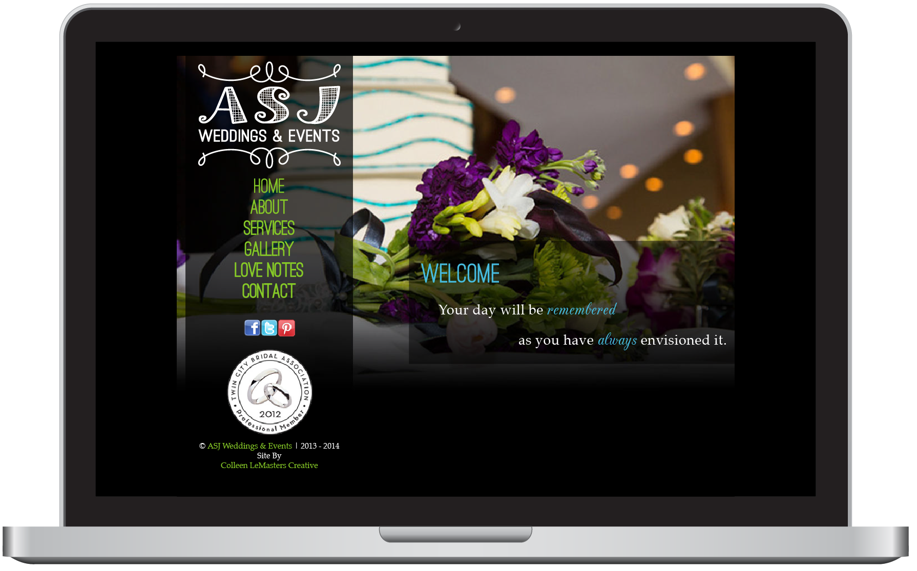 ASJ Weddings & Events