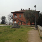 On the Udine castle grounds