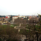 View from the Udine Castle grounds