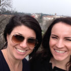 Cousins in Udine