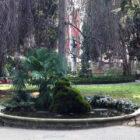 Public Gardens in Udine