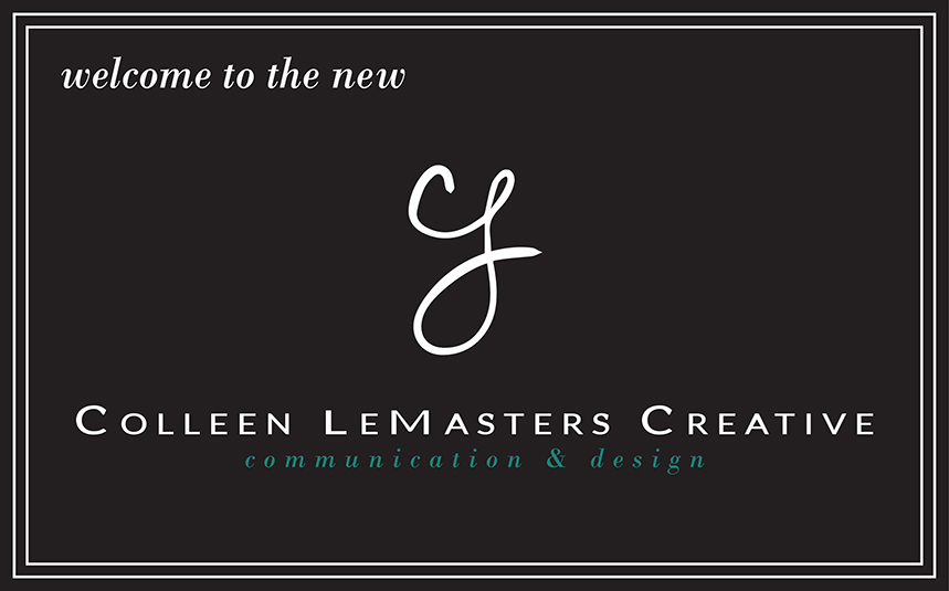 Colleen LeMasters Creative | Redesign