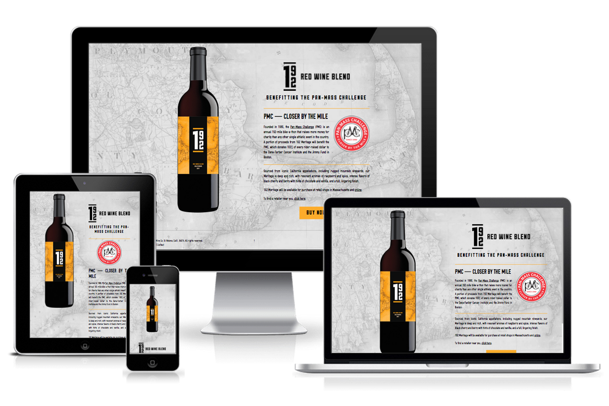 192 Wines - a CL Creative site