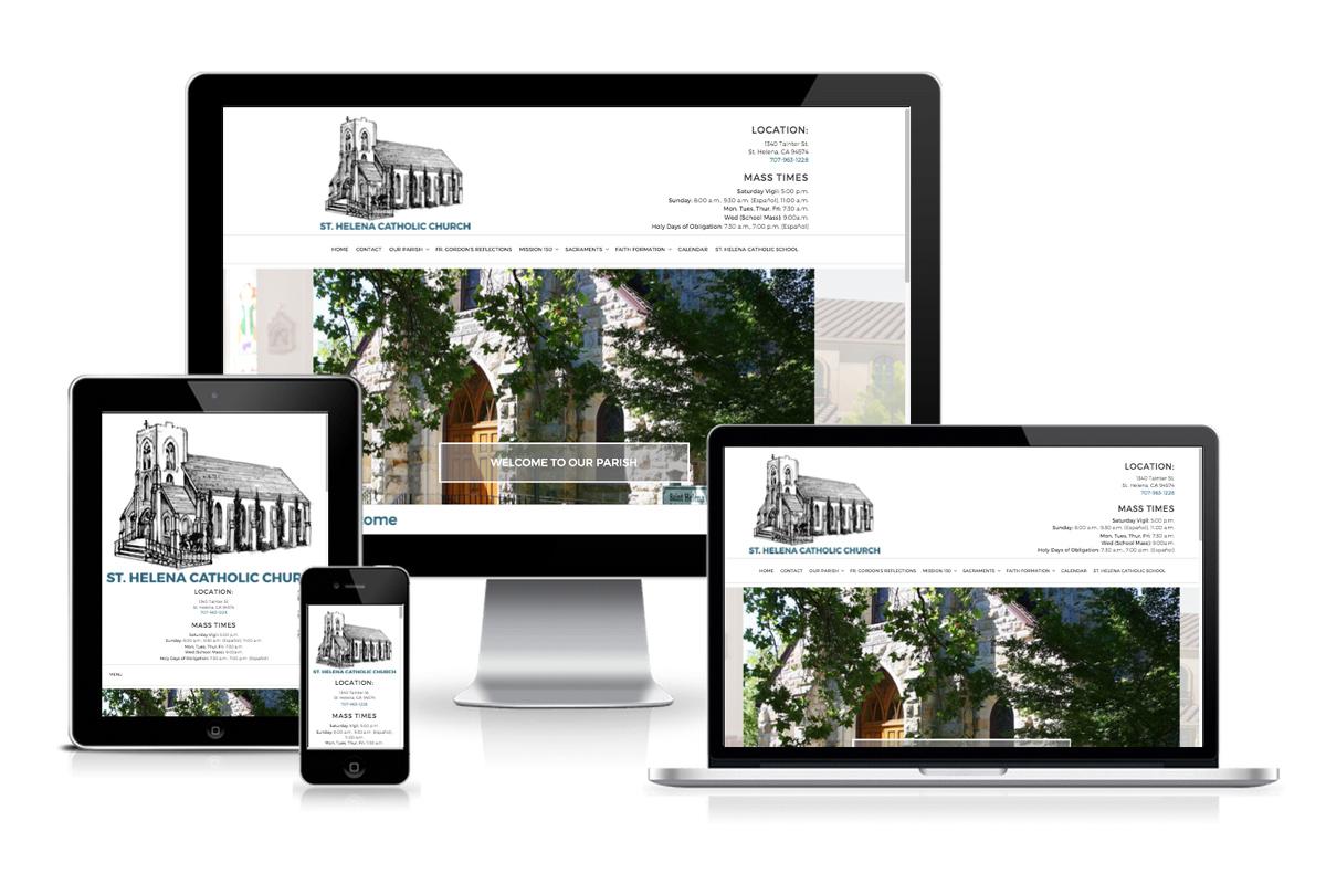 st-helena-catholic-church_clcreative-website