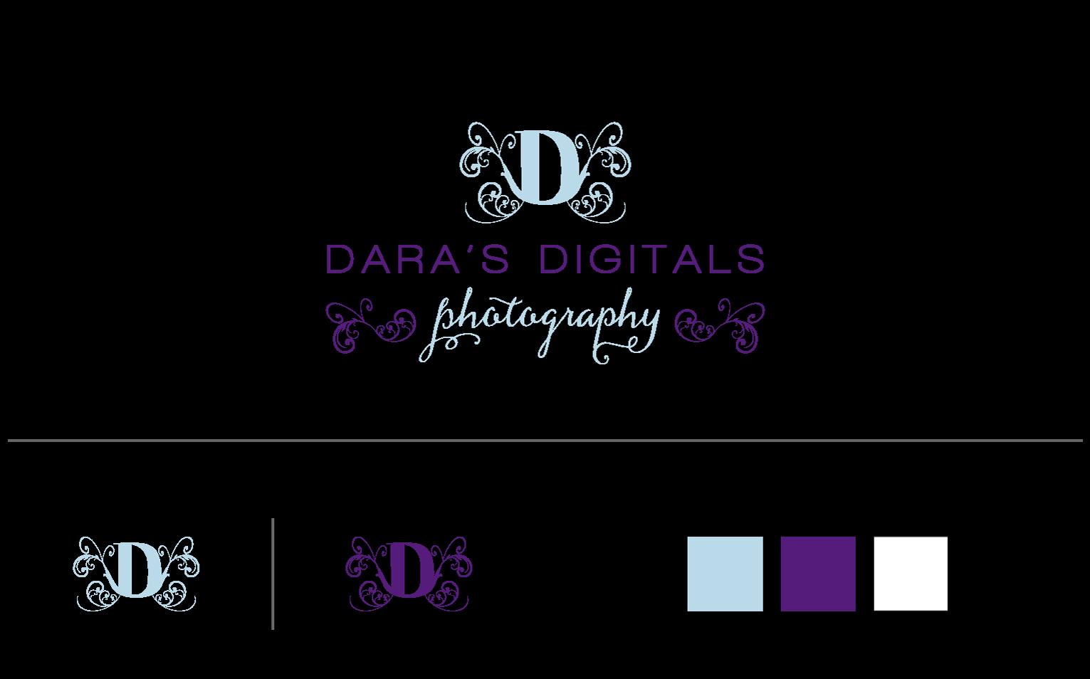 Dara's Digitals logo