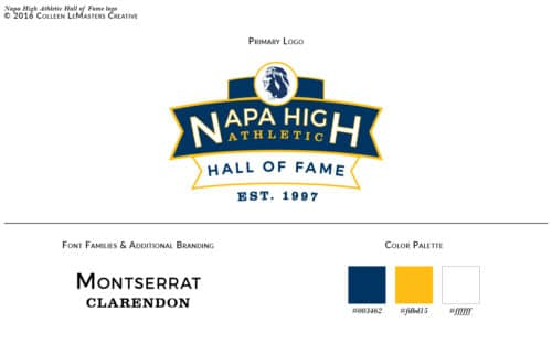 Napa High Hall of Fame_logo-CLCreative